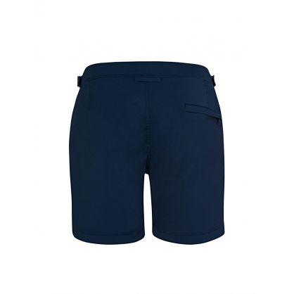Navy Bulldog Sport Swim Shorts