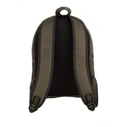 Khaki Green Backpack
