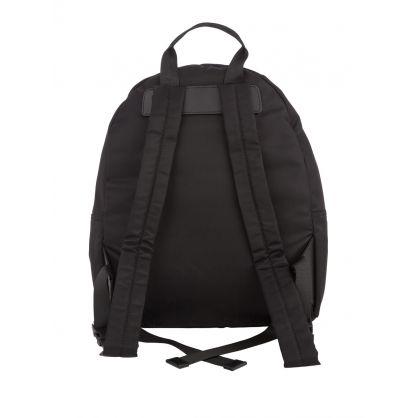 Kids Black Block Logo ICON Backpack