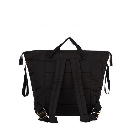 Stella McCartney Black Mummy Diaper Backpack