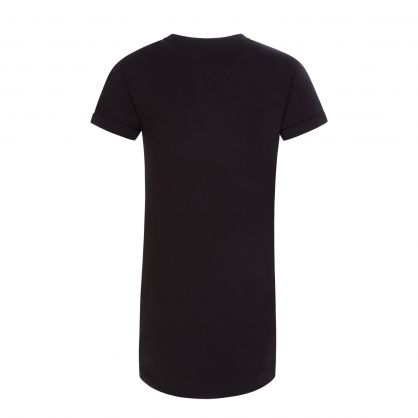 Kids Black Scuba Dress
