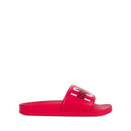 Kids Red ICON Slides