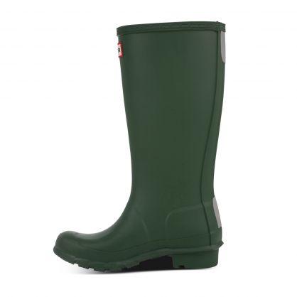 Green Original Big Kids Wellington Boots