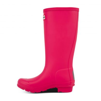 Pink Original Big Kids Wellington Boots
