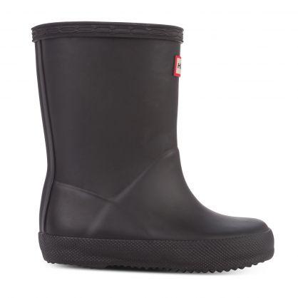 Black Original First Classic Wellington Boots