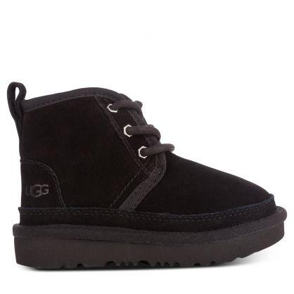 Kids Black Neumel II Boots