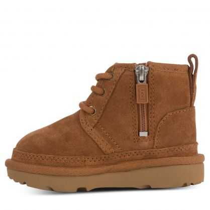 Kids Brown Neumel II Boots