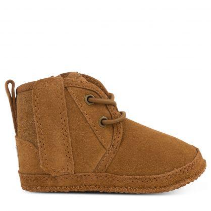 Kids Brown Baby Neumel Boots