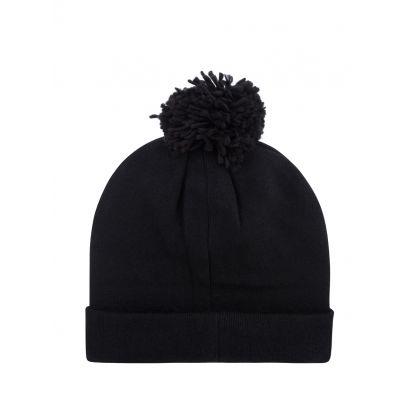 Black Mountain Logo Beanie Hat