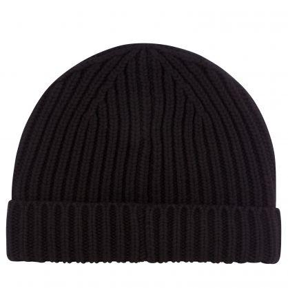 Black Jude Beanie Hat