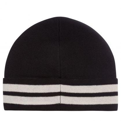 Black Kiko Beanie Hat