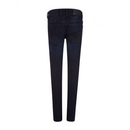 Navy Skinny-Fit Sleenker J-N Jeans