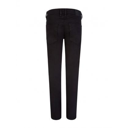 Slim-Fit Black Thommer-J Denim Jeans