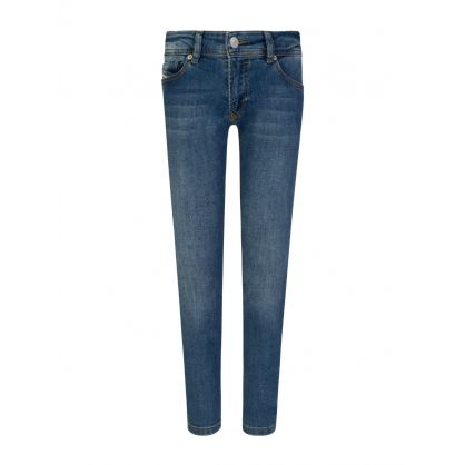 Blue Denim Sleenker Jeans