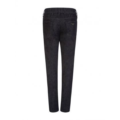 Junior Black J06 Jeans