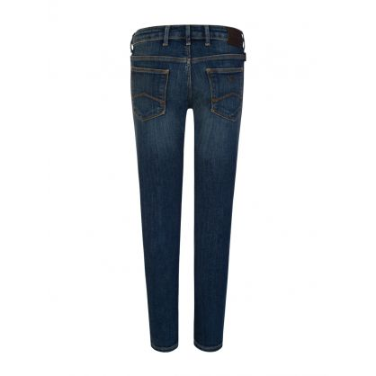Junior Blue Denim J06 Jeans