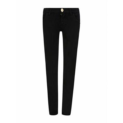 Black Junior Classic Jeans