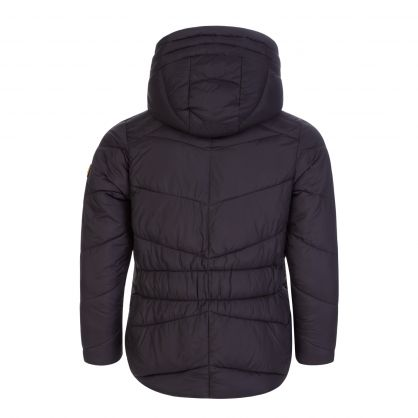 Black Montegi Jacket