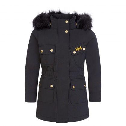 Black Wanneroo Jacket