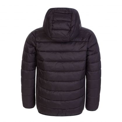 Black Ouston Quilted Jacket