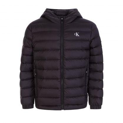 Kids Black Light Down Jacket