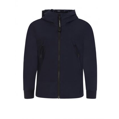 Navy Shell-R Jacket