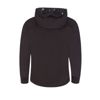 Black Goggle Shell-R Jacket