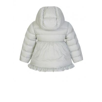 Grey Odile Hooded Jacket