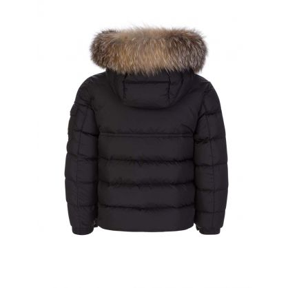 Black New Byron Puffer Jacket