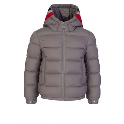 Grey Sorue Puffer Jacket