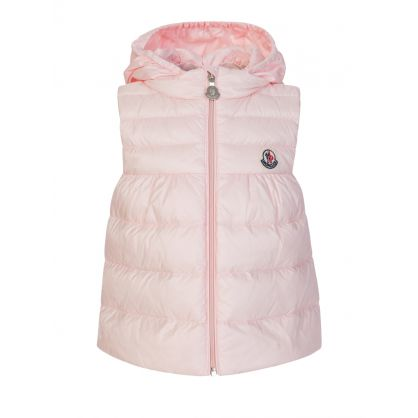 Pink New Suzette Baby Gilet