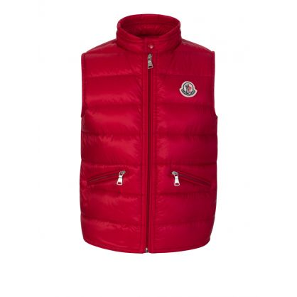 Red Gui Gilet