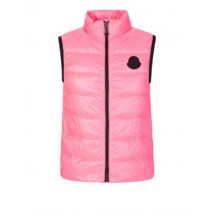 Pink Artemas Gilet