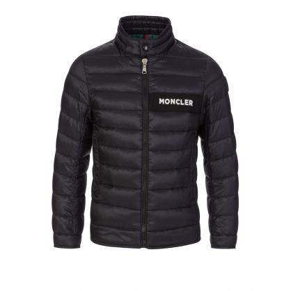 Black Nasses Jacket