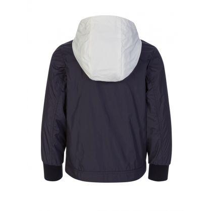 Navy/Grey Varsos Reversible Jacket