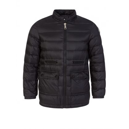 Black Gouria Jacket