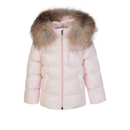 Pink K2 Jacket