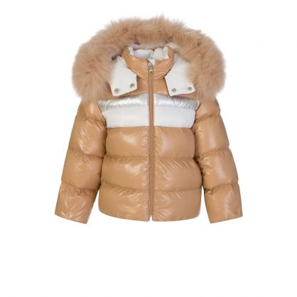 Brown Ilde Jacket
