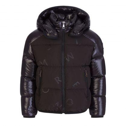 Black Ayfer Jacket