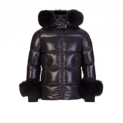 Black Esra Jacket