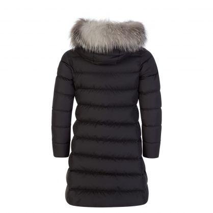 Black Abelle Long Coat