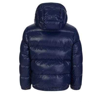 Kids Navy Hawthorne Jacket