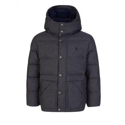 Kids Grey Hawthorne Jacket
