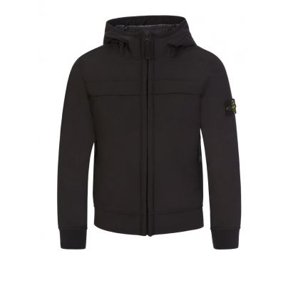 Junior Black Primaloft Jacket