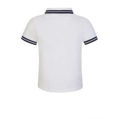 White Baby Polo Shirt