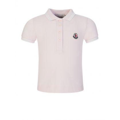 Pink Baby Polo Shirt