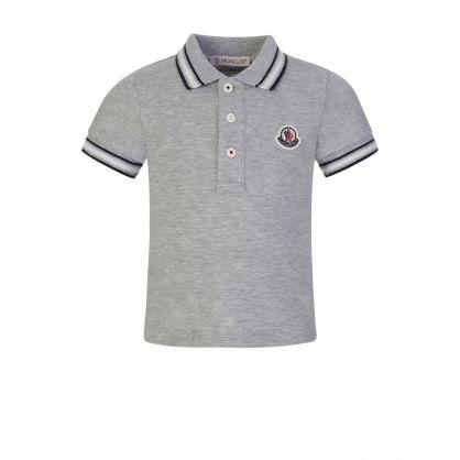 Grey Baby Polo Shirt