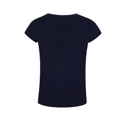 Kids Navy POLO T-Shirt