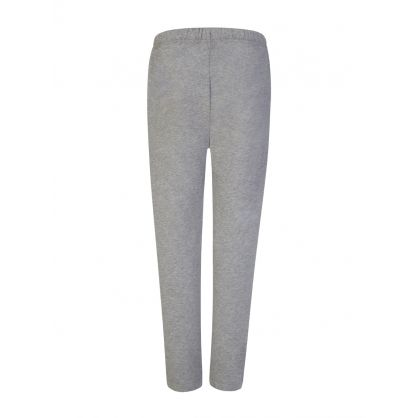 Kids Grey Single Bee Bird Sweatpants