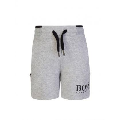 Grey Baby Shorts